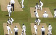 Virat Kohli bowling