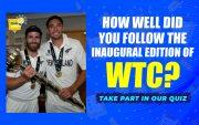 WTC 2019-21 Quiz