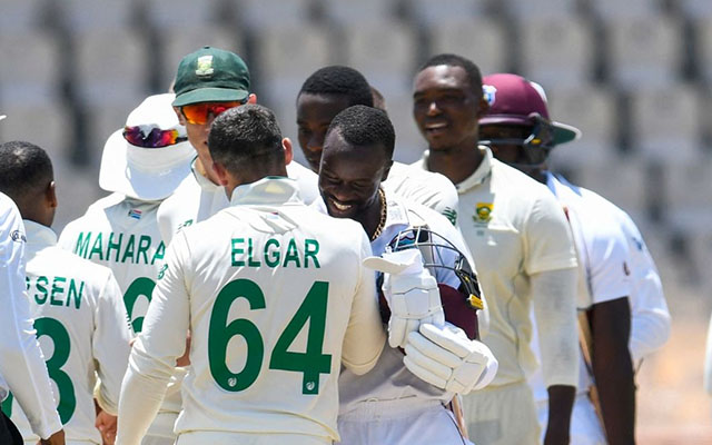 West Indies vs South Africa