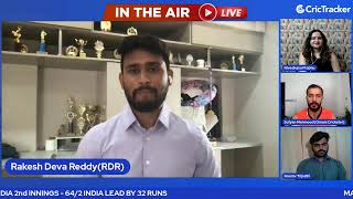 WTC Final Day 6 : India v New Zealand Pre Day Analysis With CricTracker & Cricket Analysts