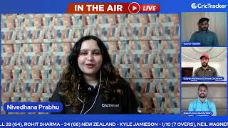 WTC Final: India vs New Zealand Day 2 Lunch Session Analysis With CricTracker & Cricket Analysts