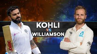 Virat Kohli vs Kane Williamson, Who Is Better Captain? | Fire vs Ice Test Batting Comparison