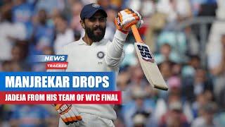 Sanjay Manjrekar Drops Ravindra Jadeja From His Predicted Playing XI For WTC Final