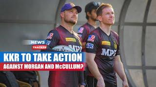 KKR Might Take Action Against Captain Eoin Morgan & Coach Brendon McCullum Over 'Derogatory' Tweets
