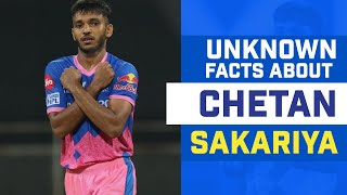 Chetan Sakariya Success Story | Biography | Unknown Facts About Chetan Sakariya