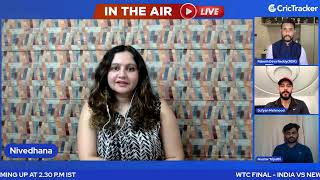 ICC WTC Final: India vs New Zealand Pre Match Analysis With CricTracker Experts & Cricket Analysts