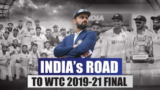 WTC Final: India's road to the World Test Championship Final | All You need to Know About WTC Final