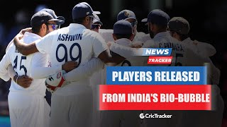 Team India Releases Some Players From The Bio-bubble & More Cricket News
