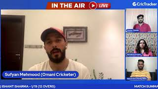 WTC Final Day 3 : India v New Zealand Post Day Analysis With CricTracker & Cricket Analysts