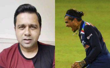Aakash Chopra and Rahul Chahar