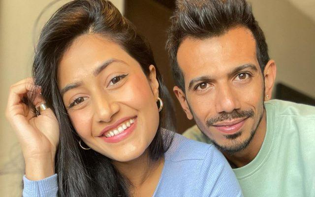 Dhanashree Verma and Yuzvendra Chahal