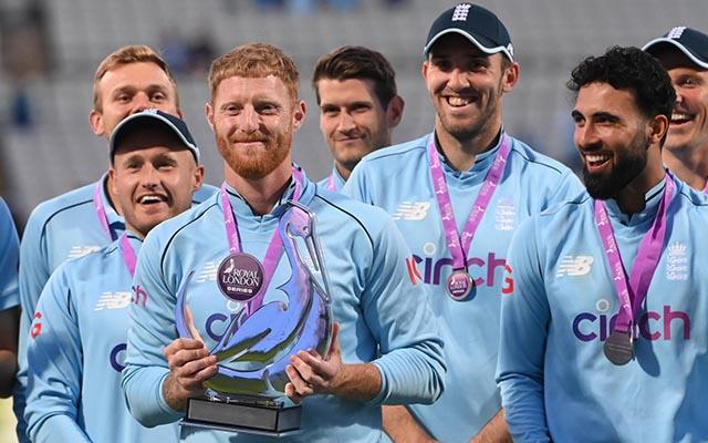 England v Pakistan - 3rd Royal London Series One Day International