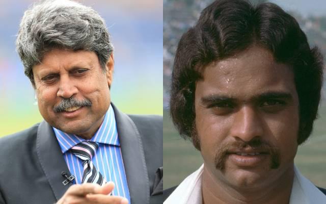 Kapil Dev and Yashpal Sharma