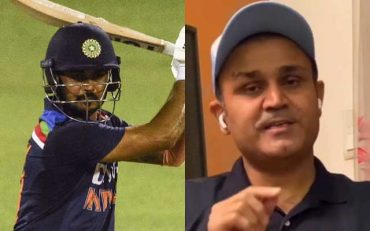 Manish Pandey and Virender Sehwag
