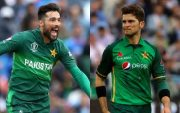 Mohammad Amir and Shaheen Afridi