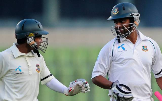 Mushfiqur Rahim and Tamim Iqbal