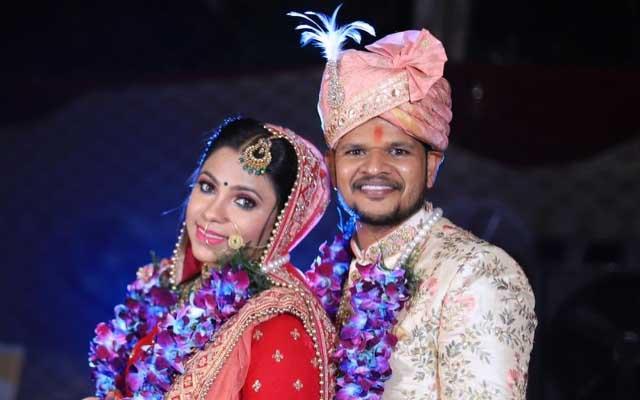 R Saurabh Kumar and Neha Saby