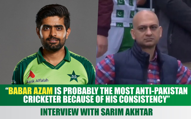 Interview with Sarim Akhtar.