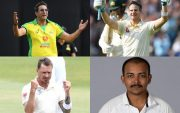 Wasim Akram, Steve Smith, Prithvi Shaw, Dale Steyn
