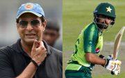 Wasim Akram and Babar Azam