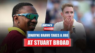 Dwayne Bravo Takes A Jibe At Stuart Broad For Backing England To Win T20 WC & More Cricket News
