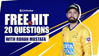 What would you steal from Kohli? | Which IPL team suits you? | Freehit with Rohan Mustafa | Ep - 19