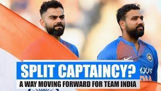Should India Look at Split Captaincy Across Formats? Comparison of Virat Kohli & Rohit Sharma Stats