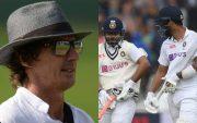 Brad Hogg, Rishabh Pant and KL Rahul