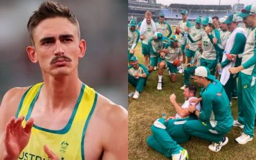 Brandon Starc and Australian Cricket Team