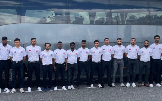 France Cricket Team