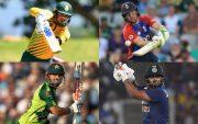 Quinton de Kock, Jos Buttler, Mohammad Rizwan, Rishabh Pant