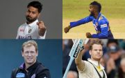 Rishabh Pant, Wanindu Hasaranga, George Bailey, Steve Smith