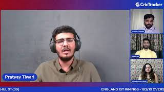 England vs India - 1st Test Day 2 Pre-Day Analysis With CricTracker & Cricket Analyst