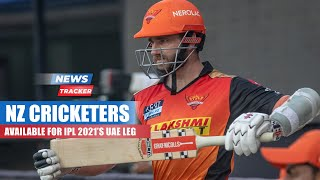New Zealand Cricketers To Be Available For UAE Leg Of IPL 2021 And More Cricket News