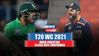 ICC Confirms India vs Pakistan Match Date In Upcoming T20 World Cup 2021 & More Cricket News