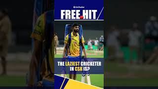 N Jagadeesan names the laziest player of CSK | Watch full video on our channel