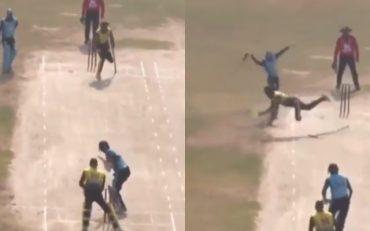 A cricketer