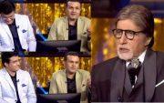 Amitabh Bachchan, Sourav Ganguly and Virender Sehwag