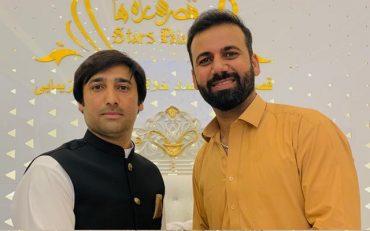 Asghar Afghan and Dawlat Zadran