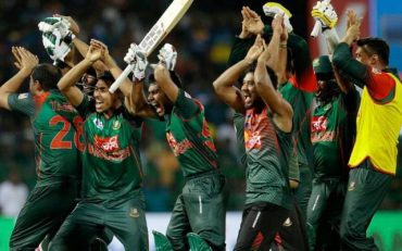 Bangladesh Team's Nagin Dance
