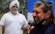 Bishan Singh Bedi and Kapil Dev