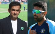 Gautam Gambhir and Ravi Ashwin