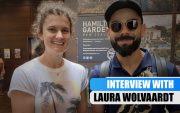 Interview with Laura Wolvaardt.