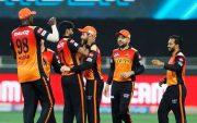 Khaleel Ahmed & Sunrisers Hyderabad team