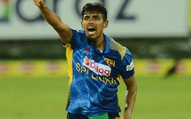 Maheesh Theekshana