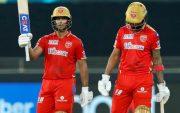 Mayank Agarwal and KL Rahul