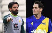 Mohammad Hafeez and Mitchell McClenaghan