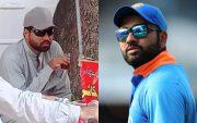 Rohit Sharma's lookalike
