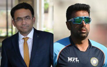 Saba Karim and Ravi Ashwin