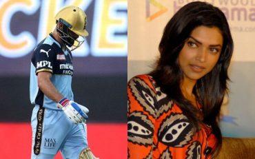 Virat Kohli and Deepika Padukone